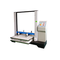 2T 5T PC Control Carton Compression Testing Machine With TAPPI-T804 , JIS-20212