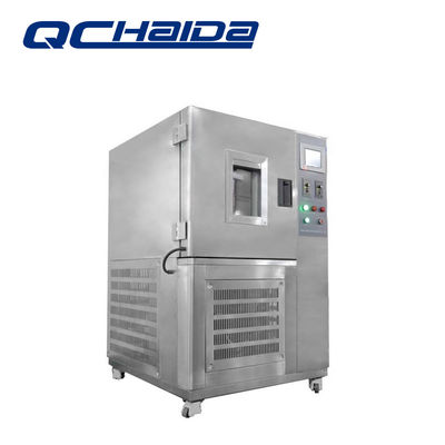 Rubber Accelerated Weathering Tester , Stainless Steel Ozone Aging Test Chamber